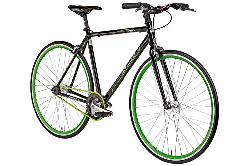 71,12 cm Fixie single speed per bici Fixed Gear Bermuda Kiwi telaio altezza 52 cm