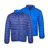 U.S. Polo ASSN. Jacke Wendejacke Padded Jacket 42966 51909 537 blau W18-USW1 Größe L