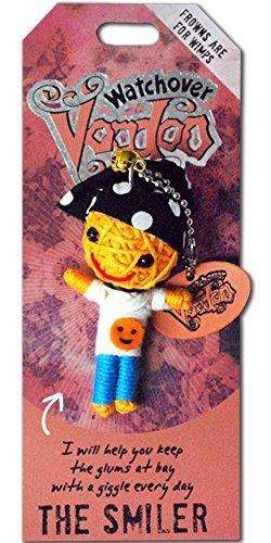 Watchover Voodoo-Puppe / Schlüsselring ~ Die Smiler