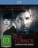 Red Corner - Labyrinth ohne Ausweg [Blu-ray] (Neuauflage inkl. deutschen Hilfs-Untertiteln)