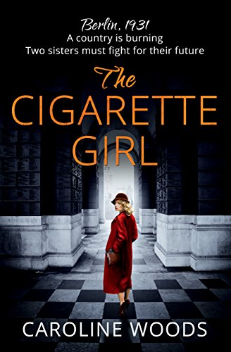 The Cigarette Girl Book Cover