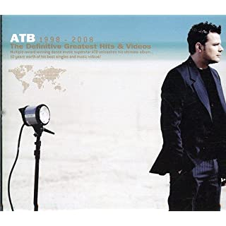 Atb 1998-2008 Greatest Hits (W/Dvd) (Pal)