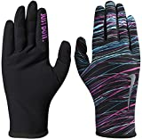 Womens Lightweight Rival Run Gloves 2.0 Pattern