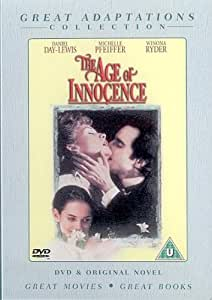 The Age Of Innocence DVD and Original Novel