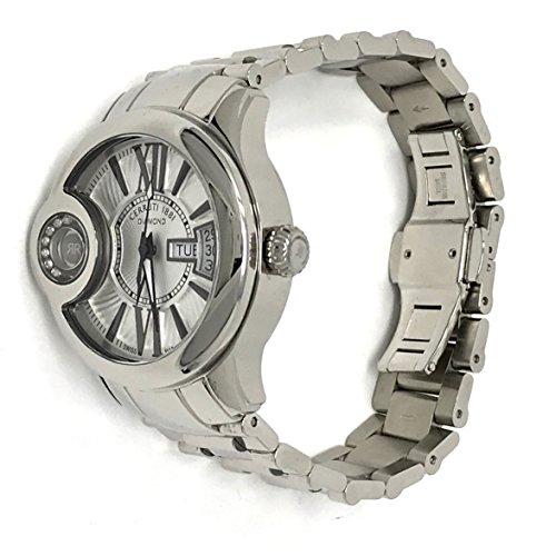 Cerruti 1881 Ladies Watch Silver with Stainless Steel Bracelet Diamond CRWDM043A211N