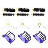 ZREAL pièces de remplacement filtre pour aspirateur Brosse pour iRobot Roomba 650620595620630