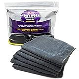 Ma-Fra 8005553015558 Mafra, Heavy Work, Panno Auto in Microfibra, Assorbe e Deterge Tutte Le Impurità Presenti nell