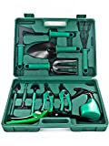 Mallette 12 outils de jardin