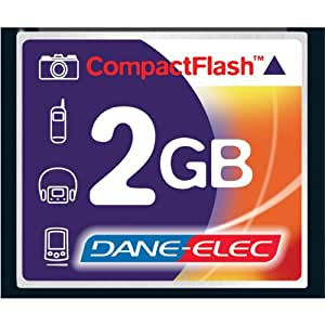 Carte mémoire pour Appareil Photo Numérique Olympus E-300 2GB Micro carte mémoire CompactFlash