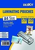 Best Laminating Pouches - Deskit Matt Laminating Pouches - 120 Sheets Review