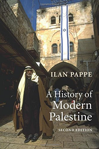 A History of Modern Palestine: One Land, Two Peoples por Ilan Pappe