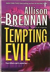 Tempting Evil by Allison Brennan [Gebundene Ausgabe] by Allison Brennan
