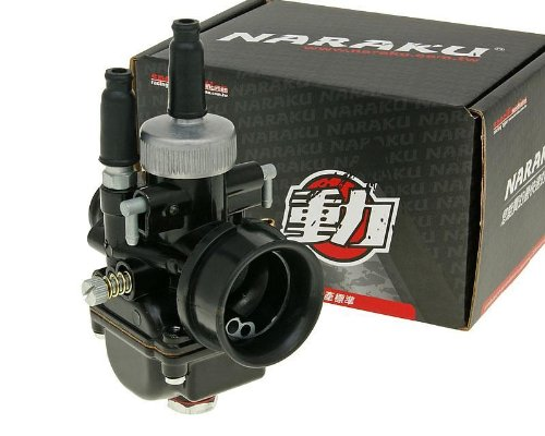 Naraku Carburetor Black Edition 21 mm