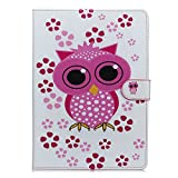 inShang Case for ipad Pro 9.7 inch 2016, With Color Painting Pattern, Stand Cover