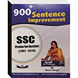 KD Campus 900+ Sentence Improvement SSC (Previous Year Questions) (1997-2016)