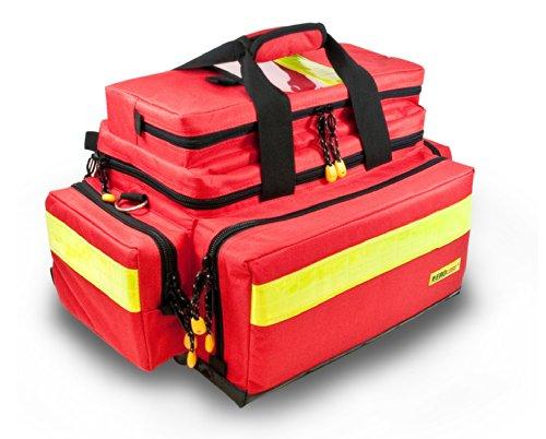 AEROcase® - Pro1R BL1 - Notfalltasche Polyester Gr. L - Rettungsdienst Notfall Rucksack - NotfalNotfalltasche MIH Medical (Notfall-tasche)