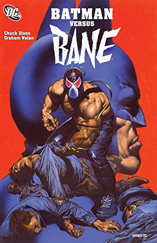 Batman Versus Bane (Batman: Bane of the Demon) (English Edition)