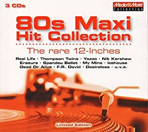 Media Markt Collection - 80s Maxi Hit Collection - The