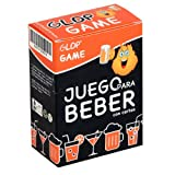 GlopGame - Juego de Cartas para Beber, 100 Cartas Diferentes (GLOP001)