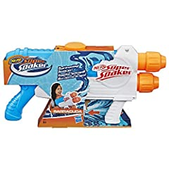 Idea Regalo - Nerf Super Soaker - Barracuda (blaster spruzza acqua)