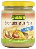 Rapunzel Bio Erdnussmus fein mit Salz (12 x 250 gr)