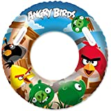 Bestway Angry Birds Swim Ring, Multi Color (36-inch)
