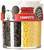 Mickey Pot Décoration Vermicelles en Sucre Mickey sans Gluten 88 g