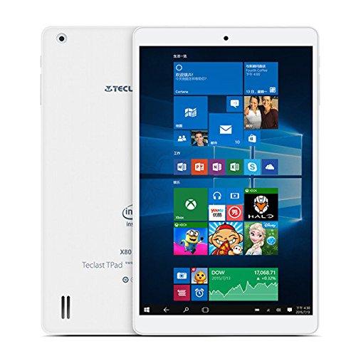 PhilMat Teclast x80 Pro 32GB Intel Quad Core z8300 1.84ghz 8 pollici dual boot tablet pc