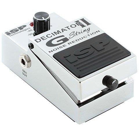 ISP Decimator II G-String Pedal · Effektgerät - Pedal Guitar Gate Noise