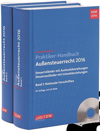 praktiker-handbuch-aussensteuerrecht-2016-steuerinlander-mit-auslandsbeziehungensteuerauslander-mit-