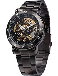 AMPM24PMW210–Reloj de pulsera de hombre, correa de metal