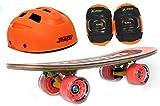 #9: Jaspo New Horizon Eco Junior Skateboard Combo (18*5