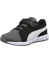 Puma Unisex-Kinder Carson Runner Mesh Ve V Inf Low-Top