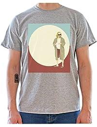 The Big Lebowski Pop Art Graphics Mens T-Shirt
