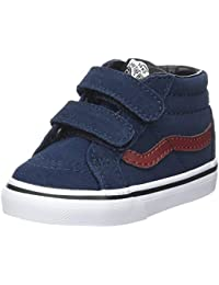 42a1a3116a82ea Vans Unisex Babies Sk8-Mid Reissue V Suede Trainers