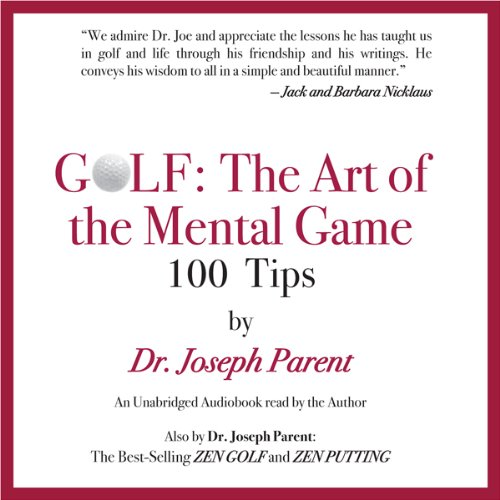 GOLF: The Art of the Mental Game  Audiolibri