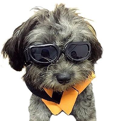 Namsan Dog Goggles Stylish Waterproof Anti-UV Sun glasses for Dog Puppy from Namsan