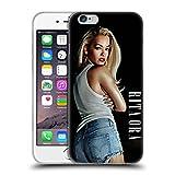 Head Case Designs Offizielle Rita Ora Kalender Februar Kunst Soft Gel Hülle für Apple iPhone 6 / 6s