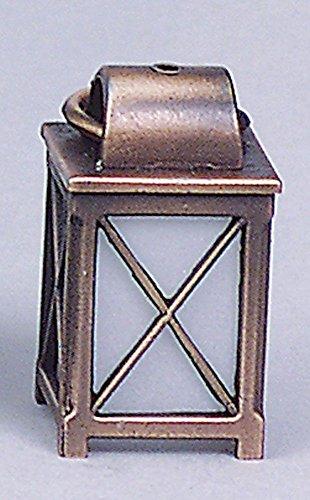 Kahlert Licht 20633 - Minipuppenzubehör - Laterne, Messing brünert
