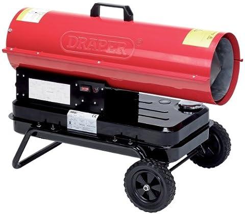 Draper 24582 68200 BTU 20KW Diesel/ Kerosene/ Paraffin Space