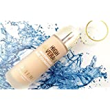 SWISS BEAUTY High Coverage Patchless Weight Less and Evenskintone Foundation (White)