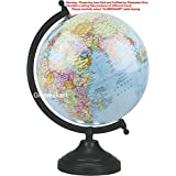 Globeskart Educational Globe, Sky Blue