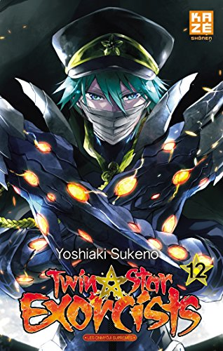 Twin star exorcists (12) : Twin star exorcists /12