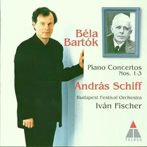 Concertos for Piano & Orchestra/Schiff