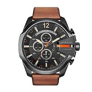 Diesel Diesel Chi Analog Black Dial Men's Watch - DZ4343