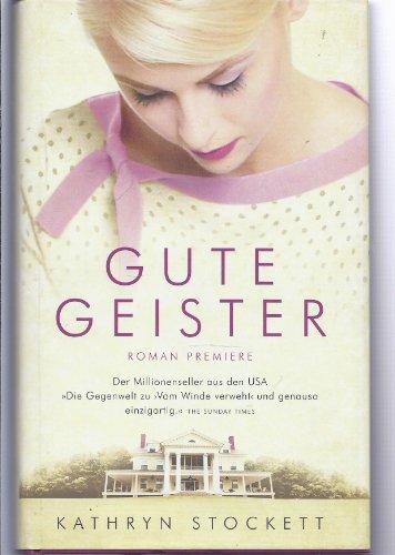 Buchseite und Rezensionen zu 'Gute Geister' von Kathryn Stockett