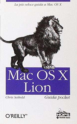 Mac OS X Lion. Guida pocket (Hops-Tecnologie) por Chris Seibold