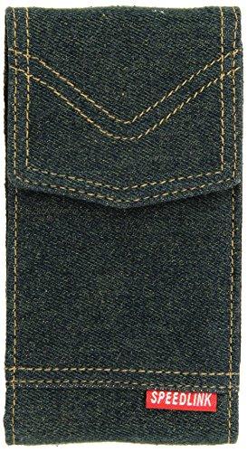 Nintendo DS Lite, DSi - Jeans Bag, blue Jeans [Importación alemana]
