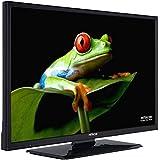 """Téléviseur LCD, LED et Plasma - Hitachi 40F501HB01T62 - Téléviseur LED HD 40"""" (101 cm) 16/9 - 1920 x 1080 pixels - TNT et Câble HD - HDTV - Wi-Fi - DLNA - 100 Hz"""