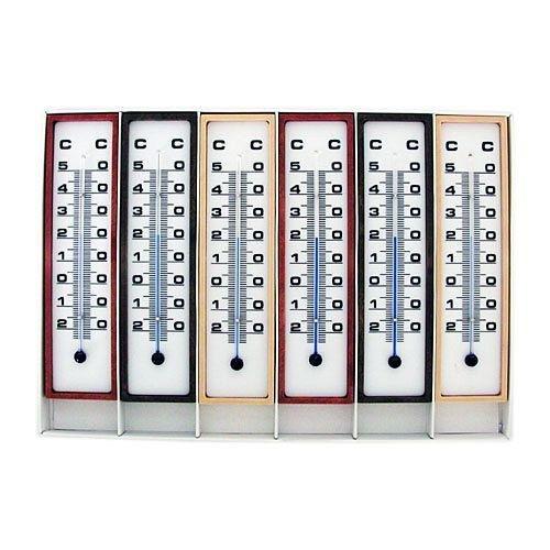Politiker) Thermometer Politiker) plastique-150x 40mm